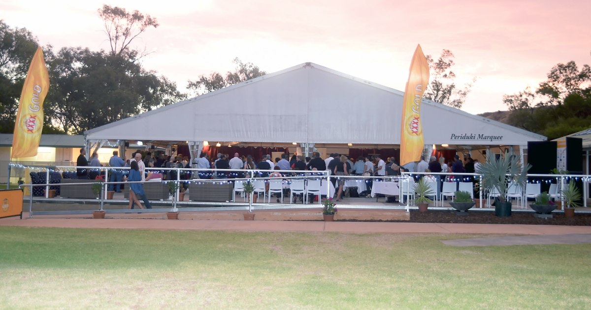 Alice Springs Turf Club Functions